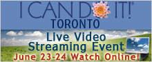 Hay House I Can Do It 2012 Toronto Live Streaming Live Event