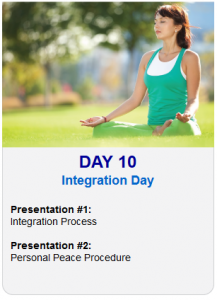 Day 10 - 2013 Tapping World Summit - Integration Day