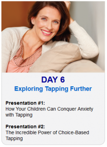Day 6 Tapping World Summit Exploring Tapping Further
