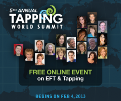 2013 Tapping World Summit Free Online EFT Event